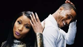 Trey Songz & Nicki Minaj Debut 'Touchin, Lovin' Interactive Music Video