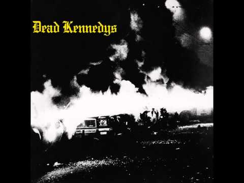 Dead Kennedys - Your Emotions (lyrics)