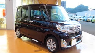 2013 New DAIHATSU TanTo CUSTOM(Smart Assist) - Exterior & Interior