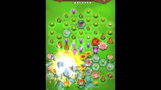 Blossom Blast Saga Level 131 New No Boosters