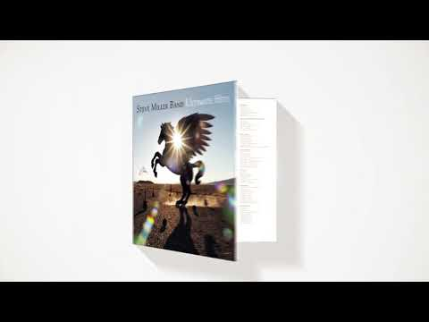 Vinyl Version of Steve Miller Band 'Ultimate Hits' Promo Clip