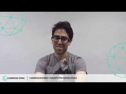Applied Data Science: weekend tworecap with David Ilias