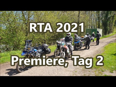 RTA Premiere, Tag 2, Offroad Gruppentour