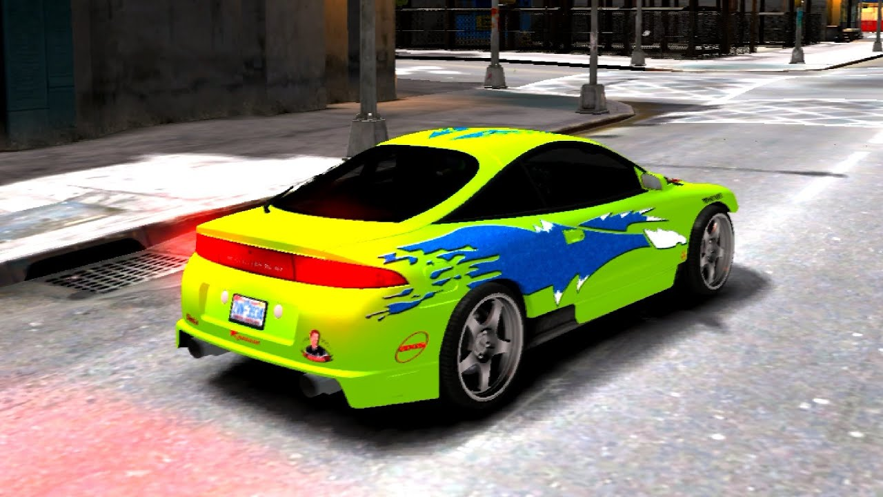 102 1996 mitsubishi eclipse the fast and the furious v3 new cars