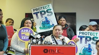 """""""It's a Nightmare for Us"""": Up to 250,000 Salvadorans Face Deportation After Trump TPS Decision"""