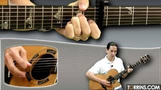 tu har lamha khamoshiyan guitar lesson intro piece