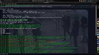 upload shell using sqlmap