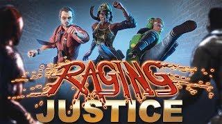 КЛАССИЧЕСКИЙ БИТЕМАП ► Raging Justice
