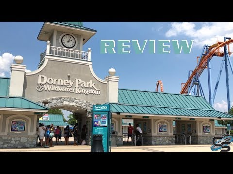 Dorney Park Review Allentown, Pennsylvania