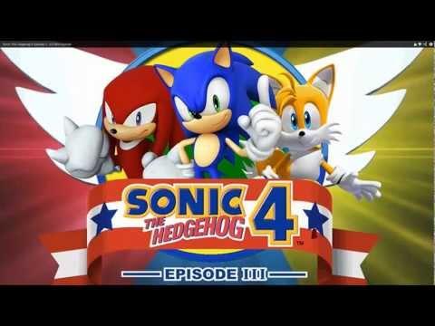 Обзор на Sonic 4 episode III (первое апреля) «СТАРОЕ»