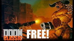 How to get CLASSIC DOOM Free on PC! (UPDATED)