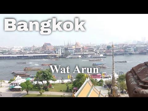 wat arun temple bangkok, Thailand- wat arun temple of dawn