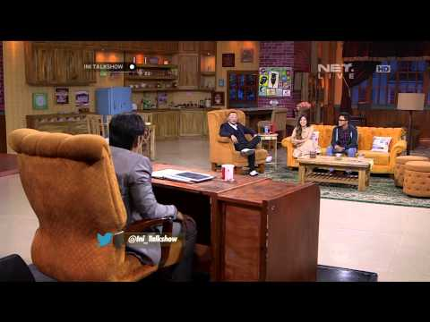 Ini Talk Show 25 Februari 2015 - Franda, Rizky Febian dan Marcel Chandrawinata