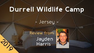Durrell Wildlife Camp 5⋆ Review 2019