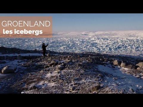 Groenland - les icebergs