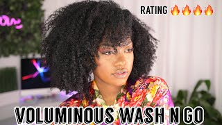 SEXY Wash and Go Killer Combo - 2 Gels AND FLUFFY?!? WOW!!!