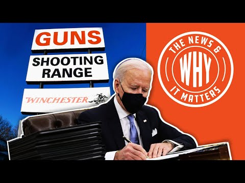 Biden Says 2nd Amendment Is NO MATCH for His Executive Orders | The News & Why It Matters | Ep 7