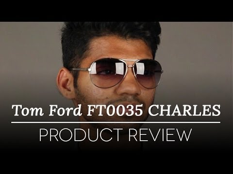 c8bb1deadd Tom Ford Sunglasses Review - Tom Ford TF0035 CHARLES I Sunglasses Review