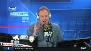 """Take the title away"" says Michael Kay on the Astros scandal"