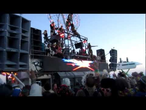Damian Lazarus on Robot Heart Sunrise 2012
