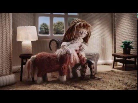Amazon Werbung Pony