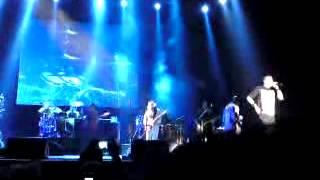 Santana - Singing winds, crying beasts & Black magic woman (Rockhal, Esch-sur-Alzette, 29.06.2011)