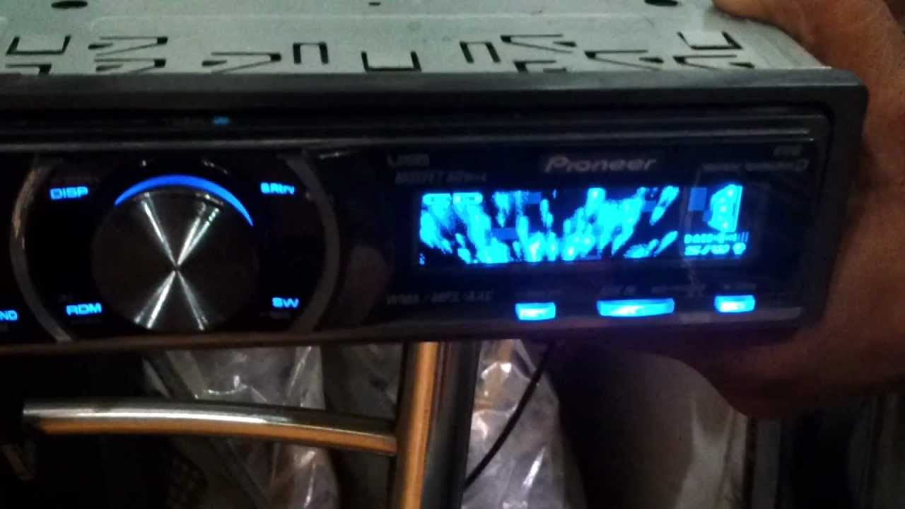 hight resolution of pioneer deh p6050ub youtube maxresdefault pioneer deh p6050ub youtube pioneer deh p6000ub wiring diagram at cita asia