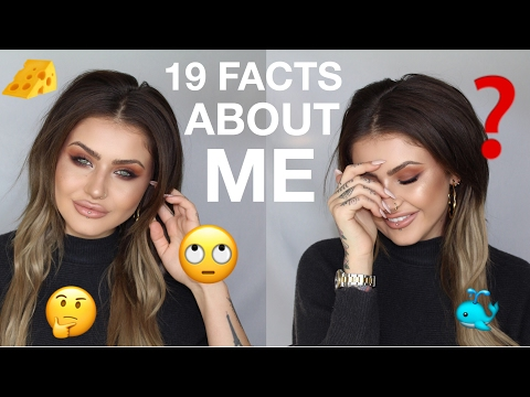 19 RANDOM FACTS ABOUT ME