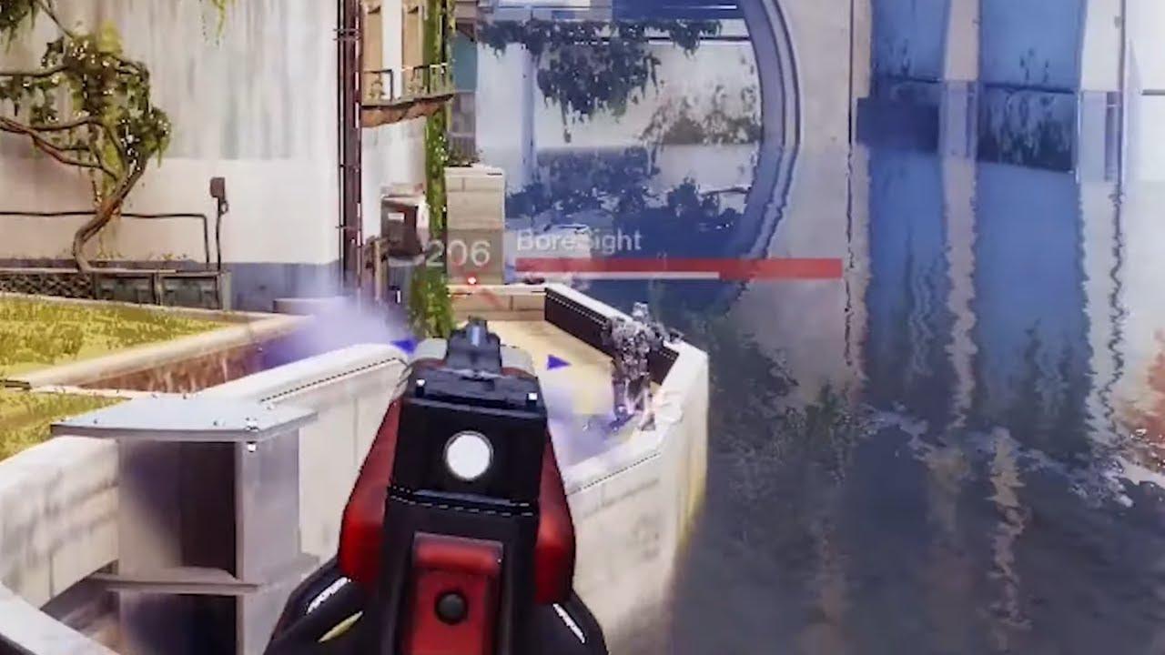 When you slide a little bit too far..