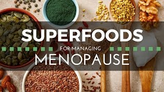 Top 5 Superfoods for Menopause Relief | Advanced Superfood Training