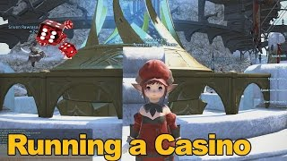 Guide: Running a Casino in Final Fantasy XIV (And Making 700+ mil Gil)