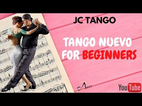Tango Nuevo Small Routine For  Beginners In Tango Nuevo