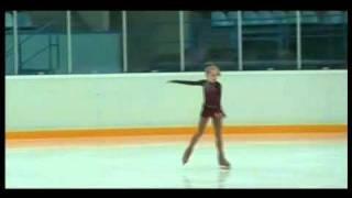 Elena RADIONOVA LP, Russian Junior Nationals 2011