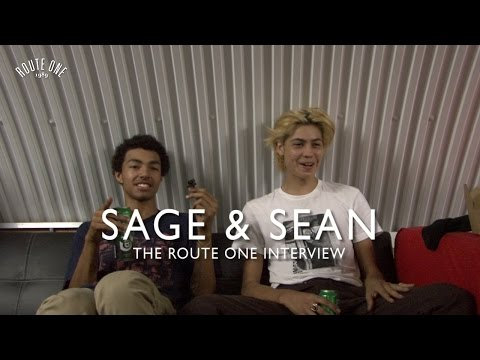 Sage & Sean: The Route One interview