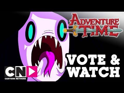 Время приключений | Страшная Марселин | Cartoon Network