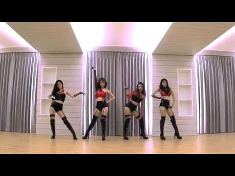 Show me how you Burlesque - Christina Aguilera | by Deli Project from Thailand