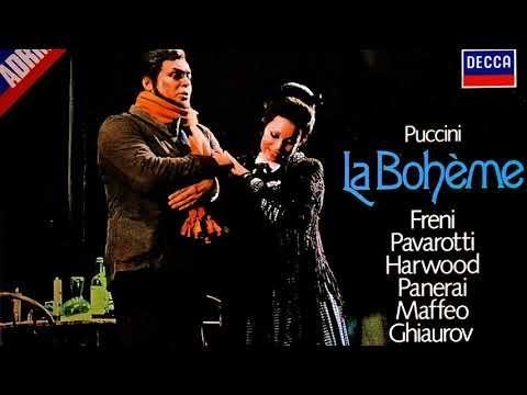 Luciano Pavarotti - Che gelida manina - La Bohème - Puccini 432 Hz
