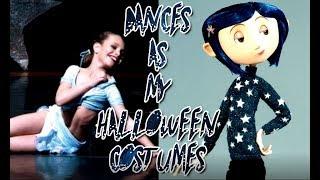 Dance Moms Dances As My Halloween Costumes!