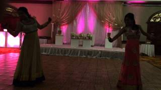 Amar and Bhoomi Engagement dance