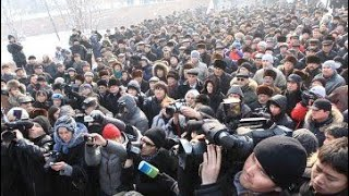 Митинг Алматыда саяси тұтқындарды босату үшін! - Жанболат Мамай шақырады!