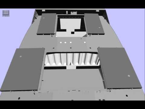 hatch cover,Odin (3d model,3d cad,3d reviewer,viewer,designreview)