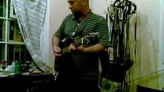 avalon u5 slap bass improvisation 2