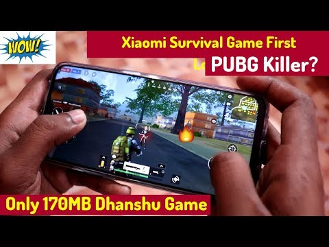 Xiaomi Survival Game First Look | Full Game Play | Only 170MB Mai Dhansu Game