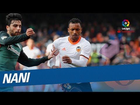 Nani's Best Goals LaLiga Santander 2016/2017