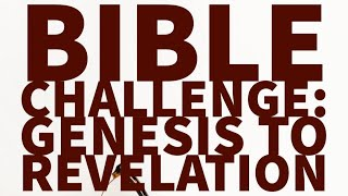 "Bible Study | The Bible Challenge | Week 9 - ""Leviticus"""