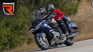 2018 Honda Gold Wing First Test Review Video - Full Ride Experience | Riders Domain