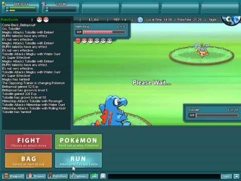 "Pokemon World Online - Johto - Episode 1 - A ""New Bark""ing"