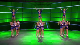 Frisian Cheer Stars - 'Rolling In The Deep' | Cheerleading | Dance As One