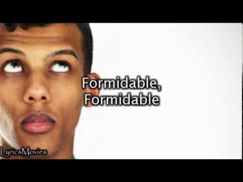Stromae - Formidable (Lyrics)