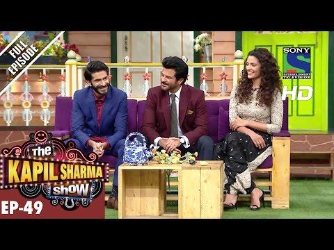 The Kapil Sharma Show - दी कपिल शर्मा शो–Ep 49–Team Mirzya in Kapil's Show–8th October 2016